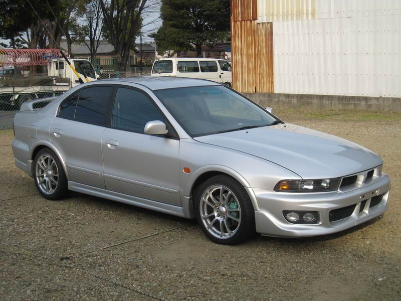 Mitsubishi Galant resimleri
