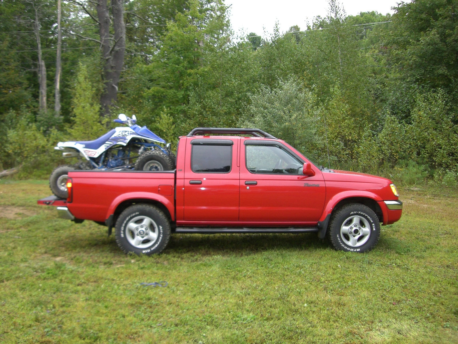 2000 Nissan Frontier Image 10