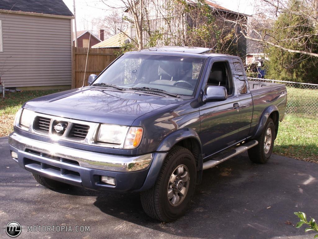 2000 Nissan Frontier Image 11