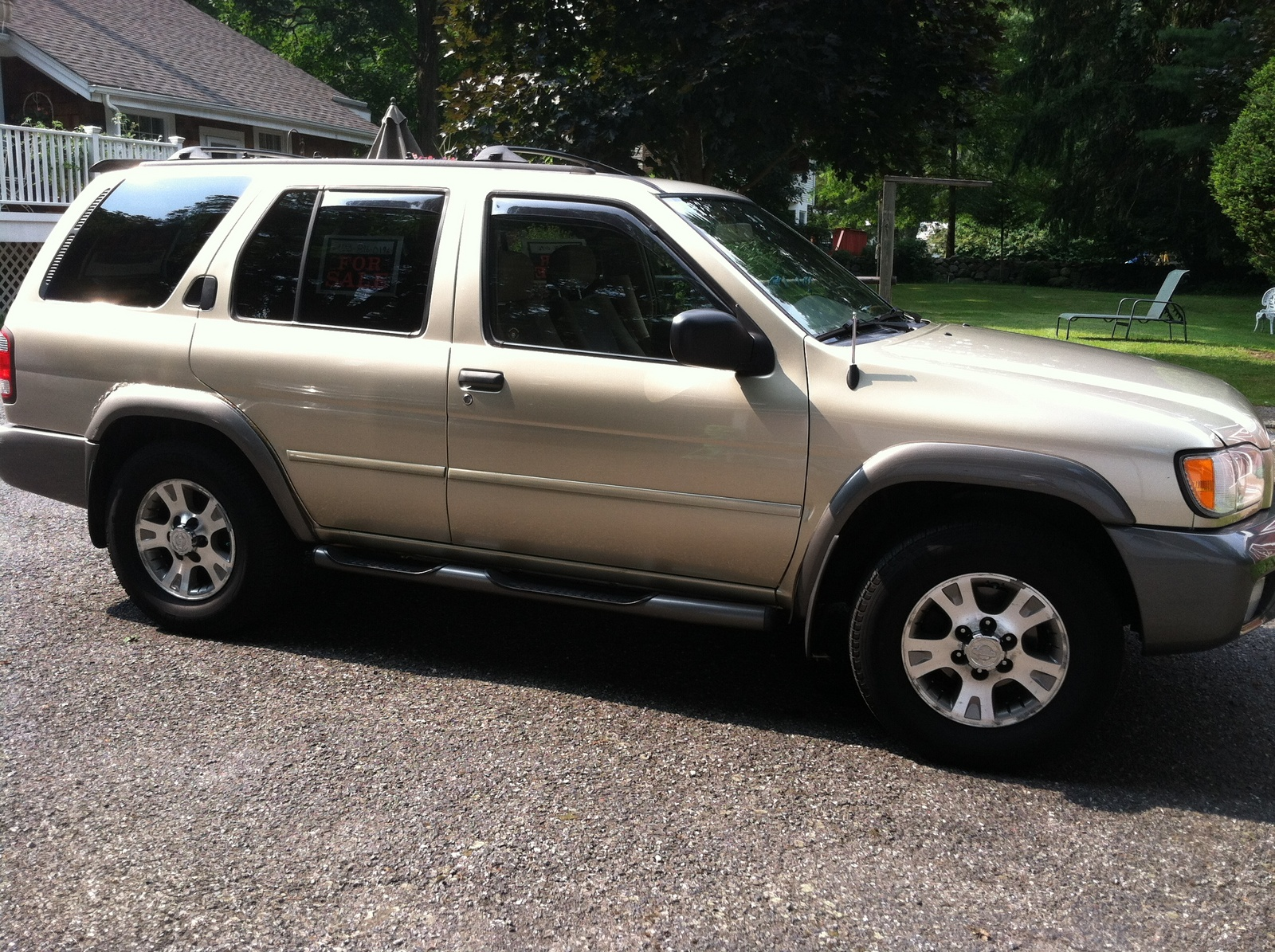 2000 nissan pathfinder - information and photos - zombiedrive