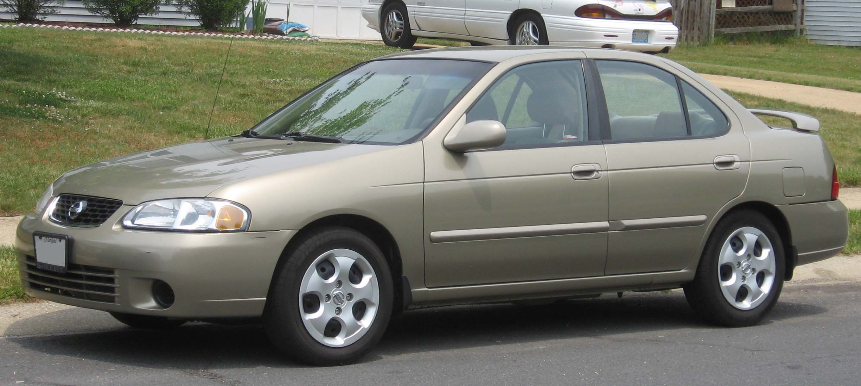 Exceptional 2000 Nissan Sentra #8 Nissan Sentra #8