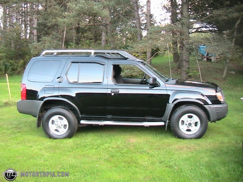 2000 Nissan Xterra >> 2000 NISSAN XTERRA - Image #8