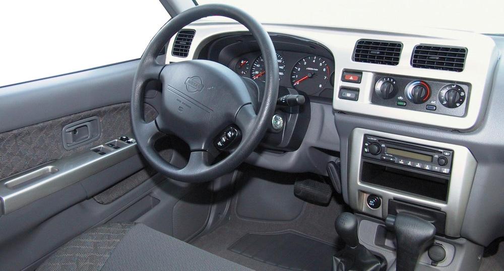 2000 Nissan Xterra 5