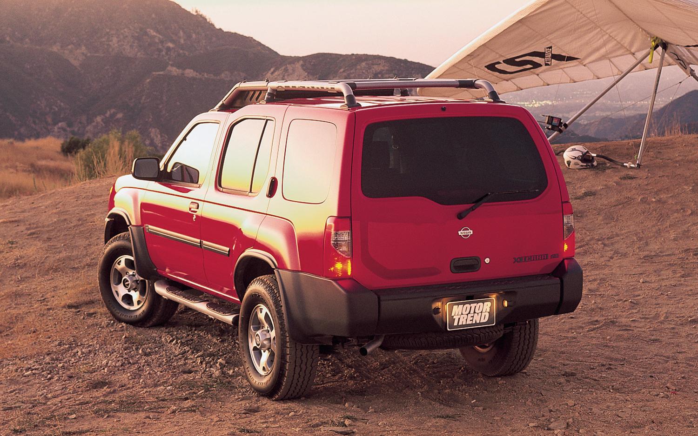 2000 Nissan Xterra 11