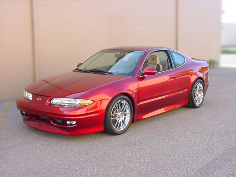 2000 Oldsmobile Alero Information And Photos Zombiedrive