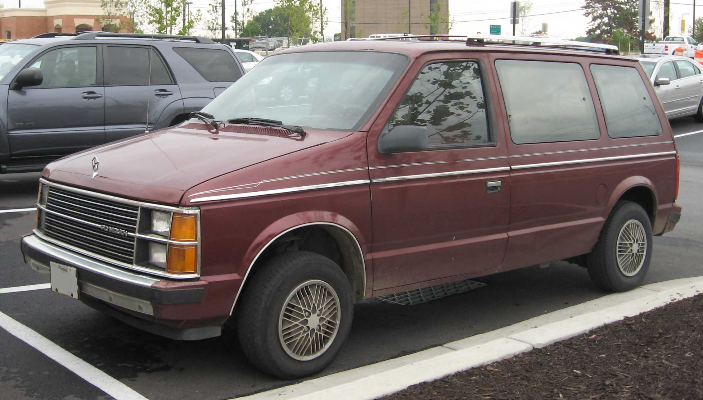 Plymouth Grand Voyager #11