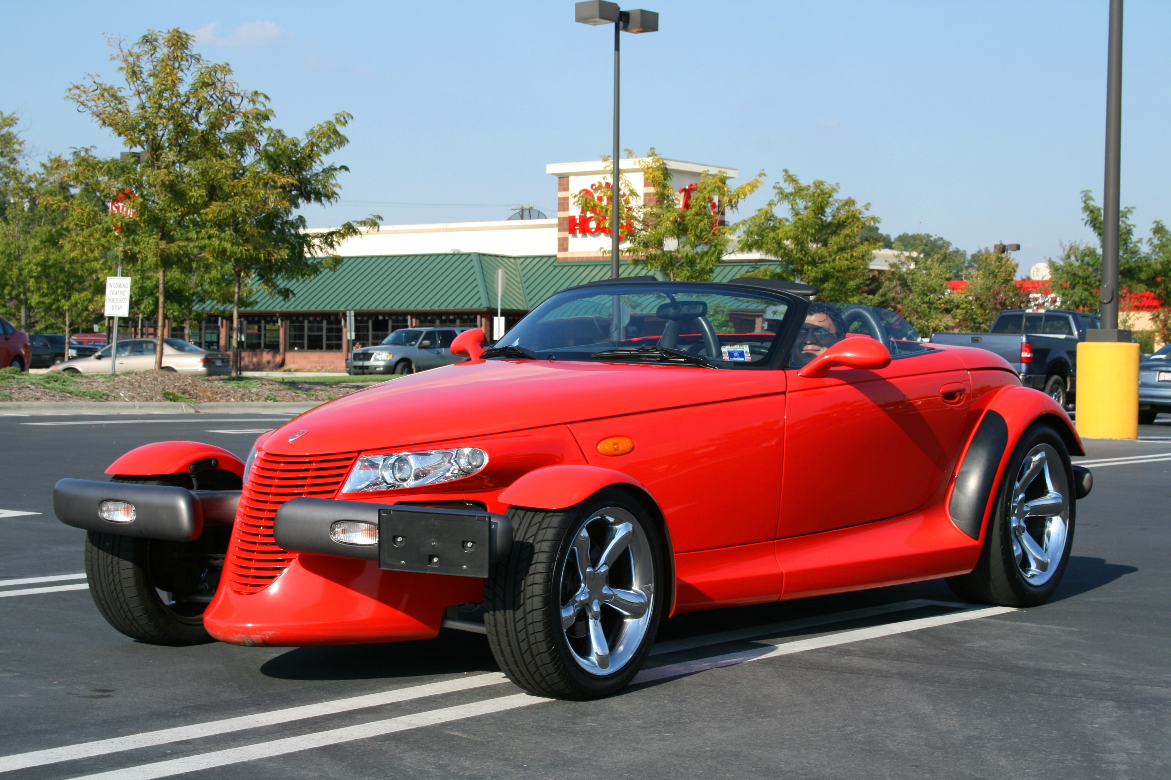 Plymouth Prowler #8
