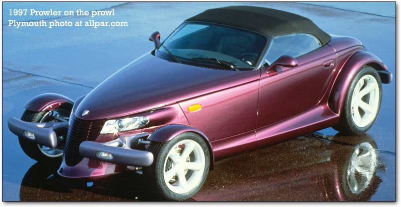 Plymouth Prowler #5