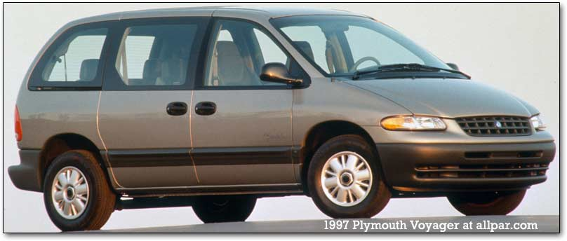 Plymouth Voyager #12