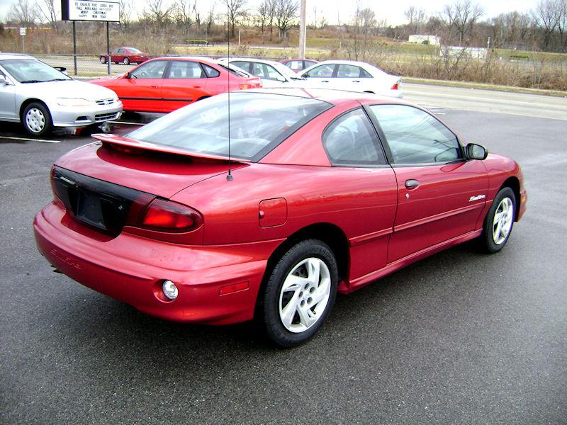 2000 Pontiac Sunfire Information And Photos Zombiedrive