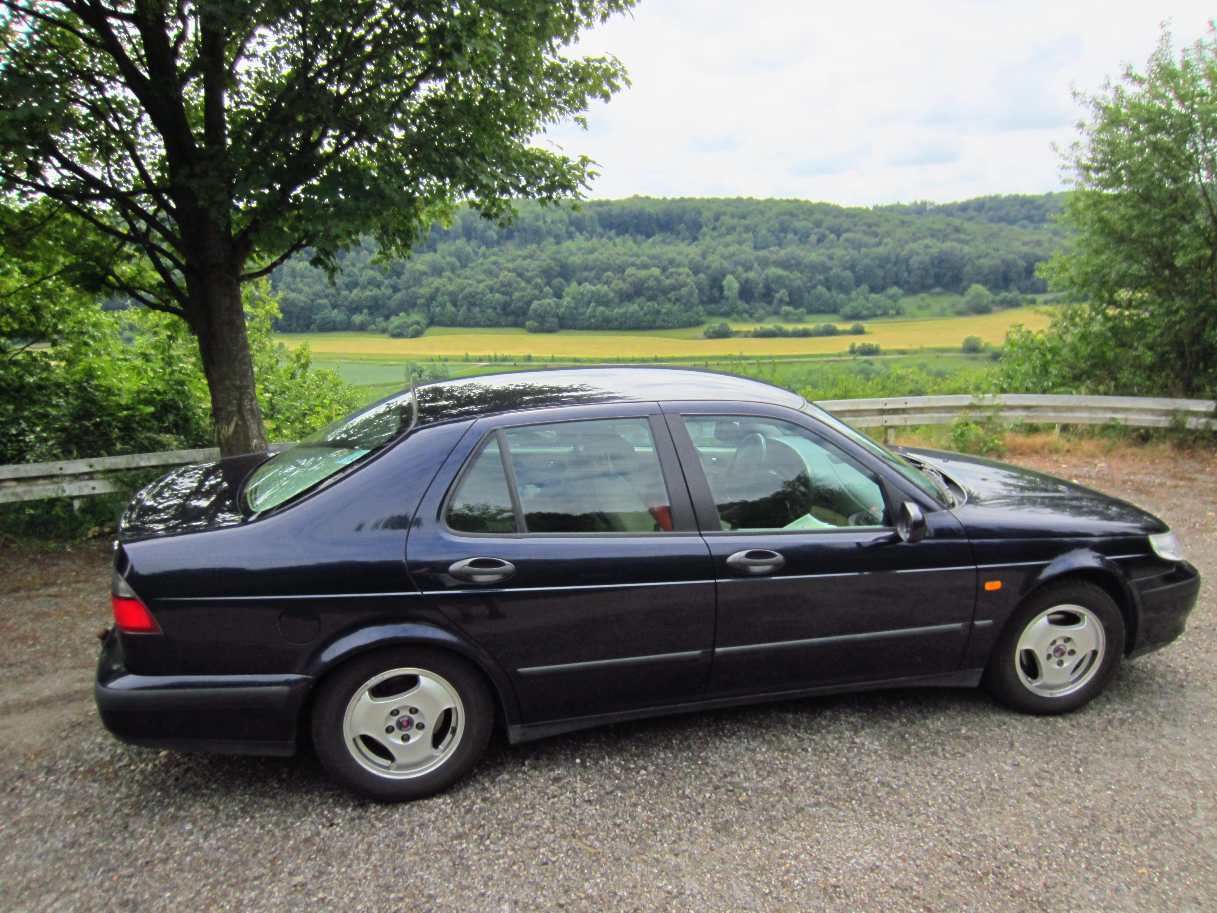 2000 Saab 9-5 #8 Saab 9-5 #8