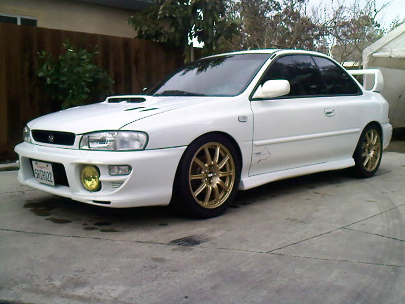 Subaru Wrx Sti >> 2000 SUBARU IMPREZA - Image #9