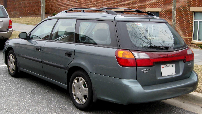 2000 Subaru Legacy #14 Subaru Legacy #14