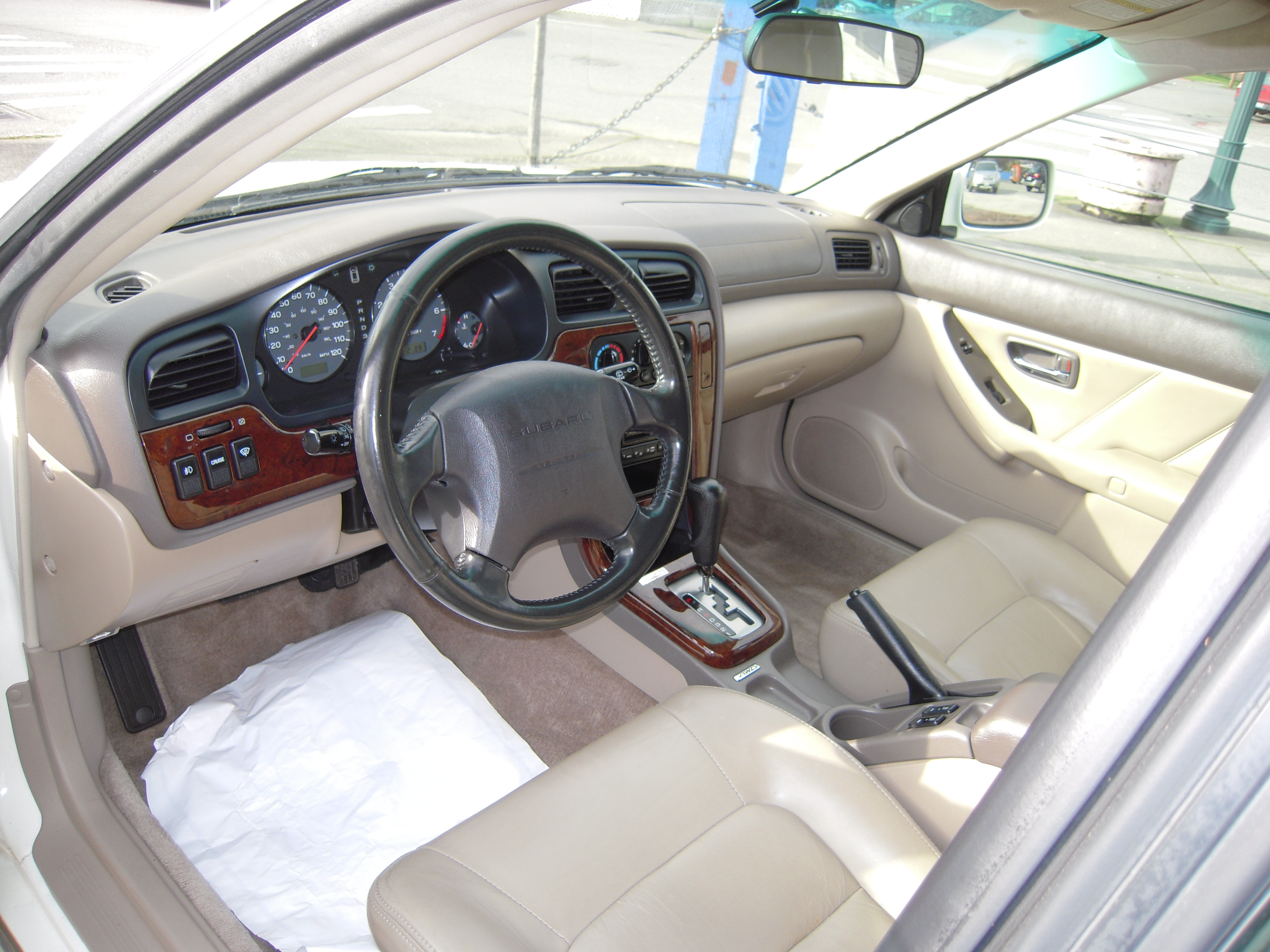 2000 Subaru Outback Information And Photos Zombiedrive Legacy Wagon 8