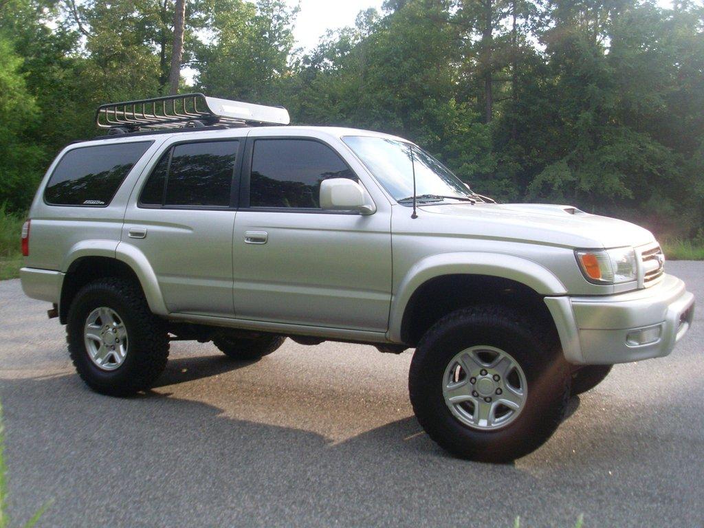 2000 Toyota 4Runner #10 Toyota 4Runner #10