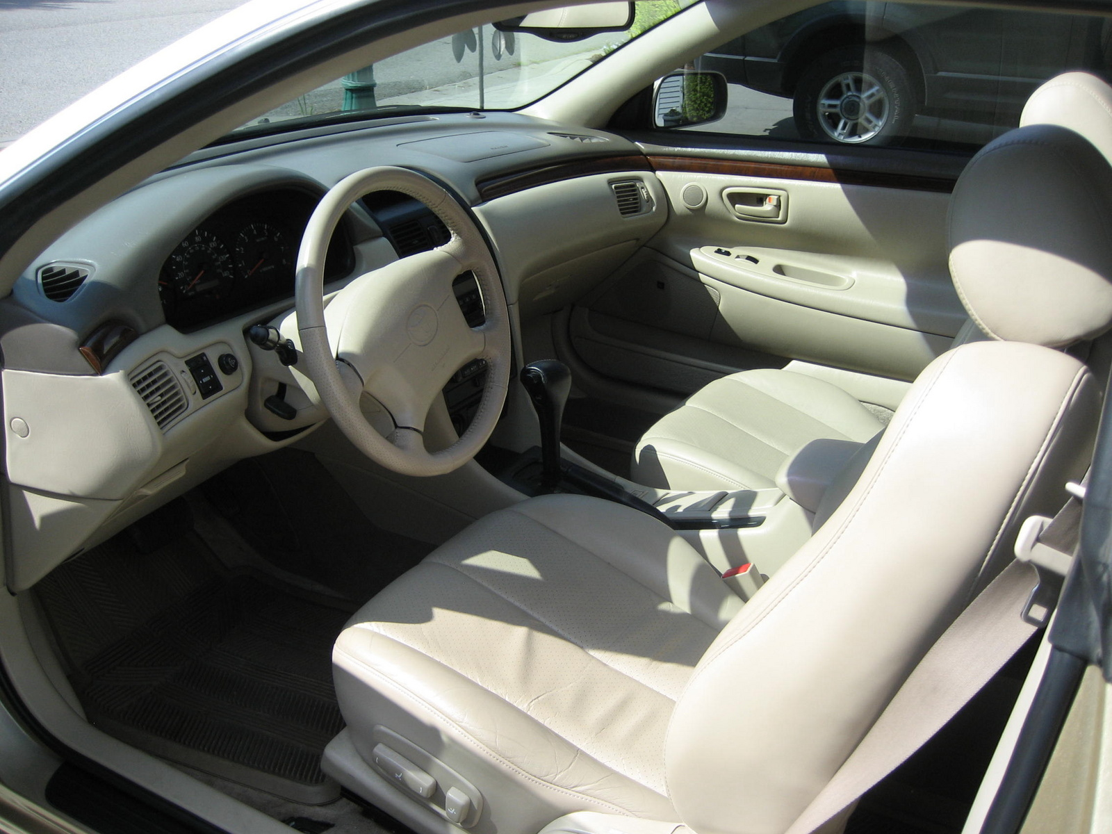 2000 Toyota Camry Solara Information And Photos Zombiedrive 2004 Interior 3