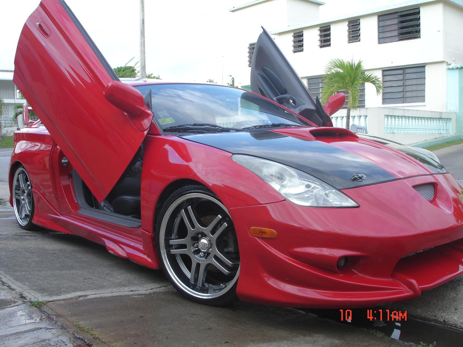 2000 Toyota Celica #9 Toyota Celica #9