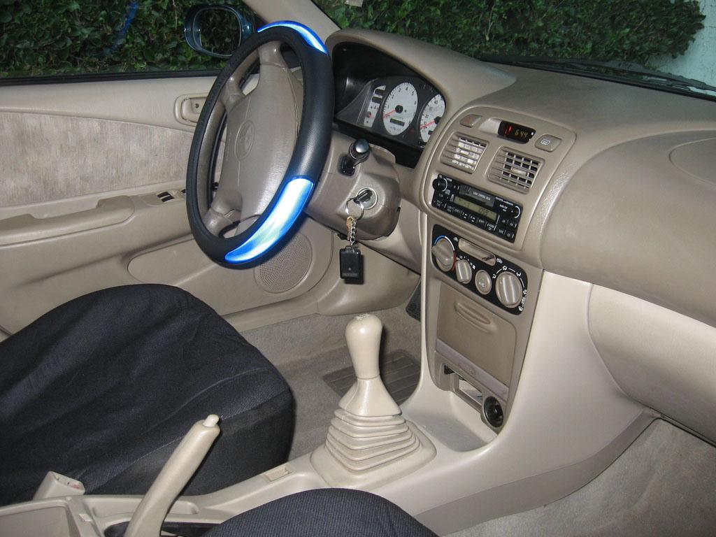 2000 Toyota Camry Sensor Location