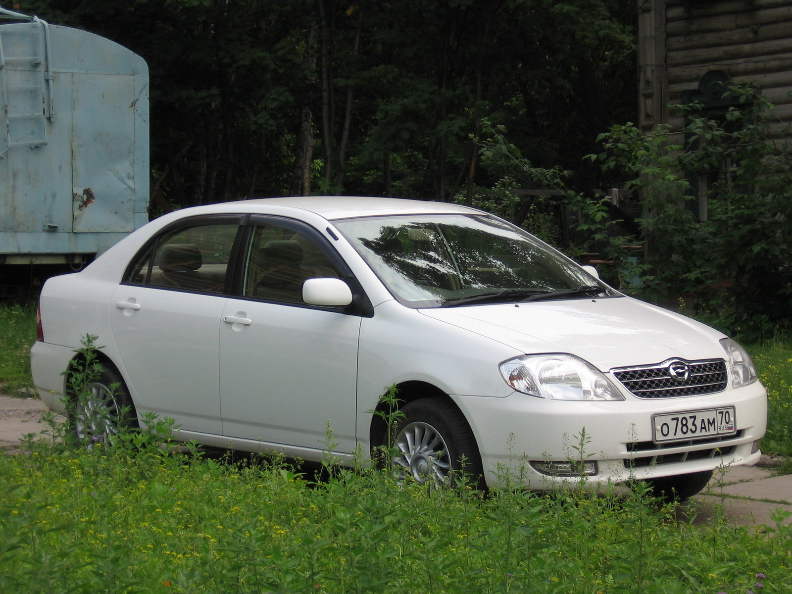2000 Toyota Corolla Image 17
