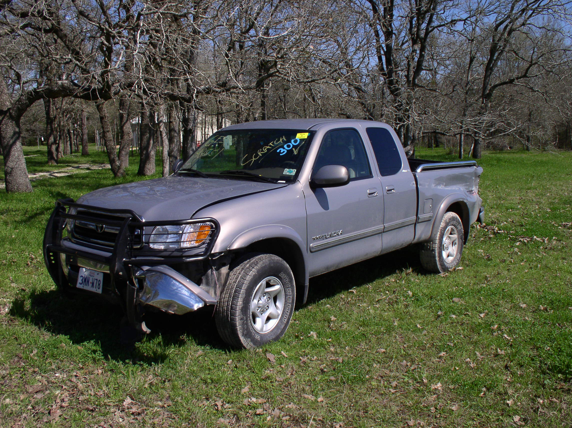 2000 toyota tundra information and photos zombiedrive. Black Bedroom Furniture Sets. Home Design Ideas