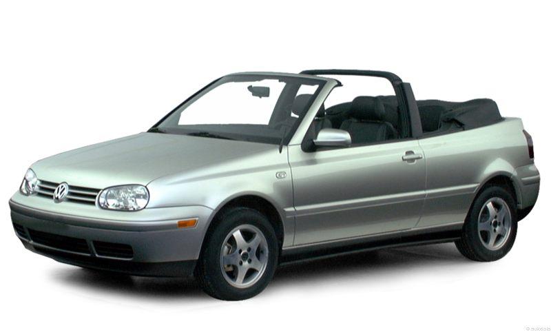 2000 Volkswagen Cabrio Image 2