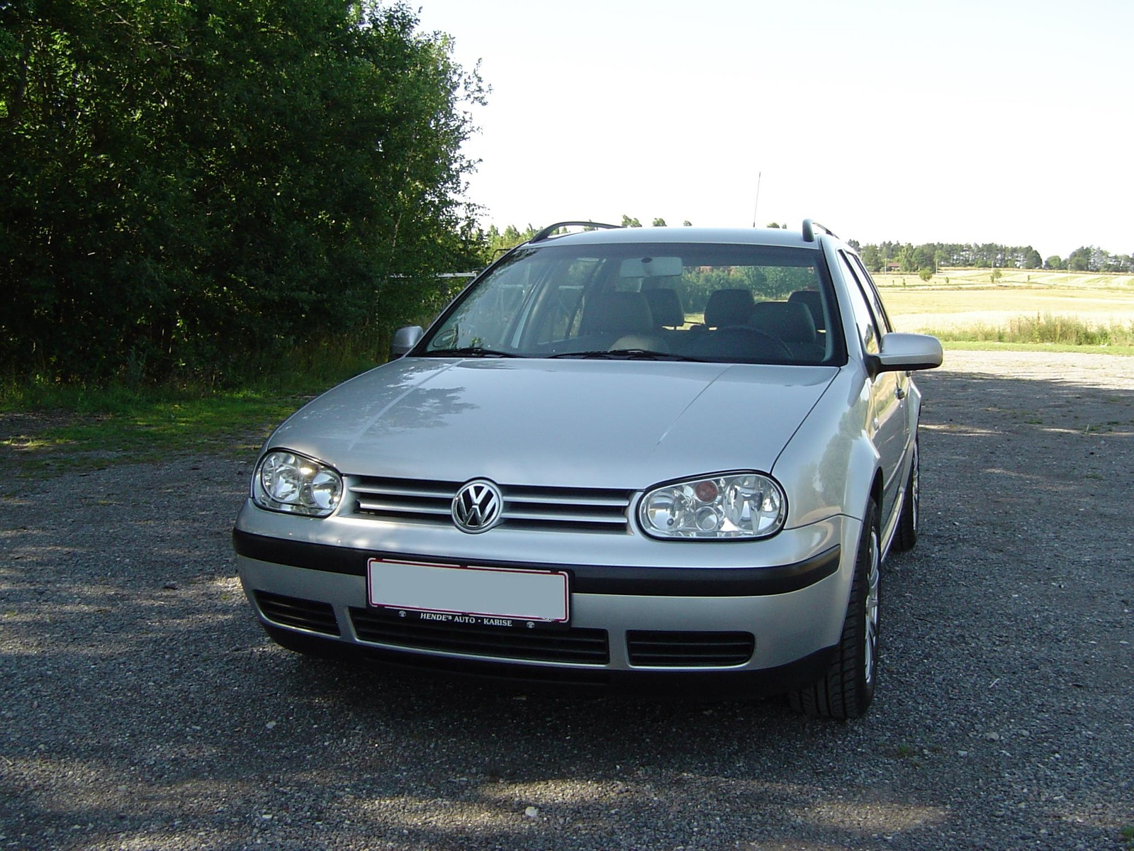 2000 Volkswagen Golf - Information and photos - ZombieDrive