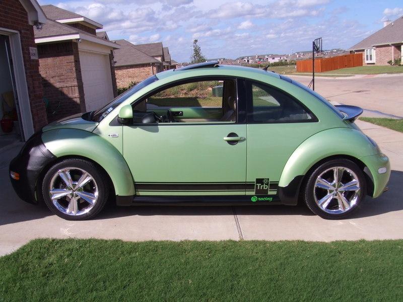 2000 Volkswagen New Beetle Image 17