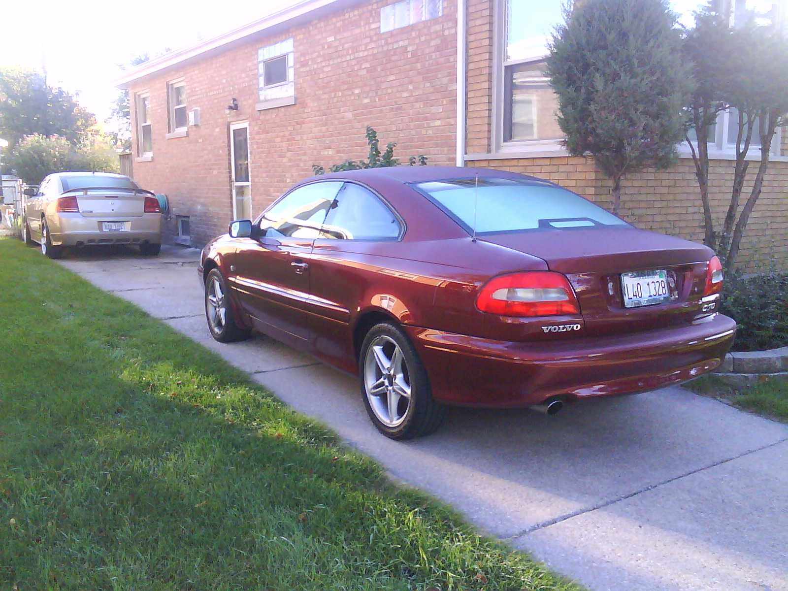 2000 Volvo C70 - Information and photos - ZombieDrive