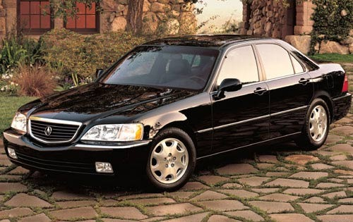 2000 Acura RL-Series 4 Dr exterior #1