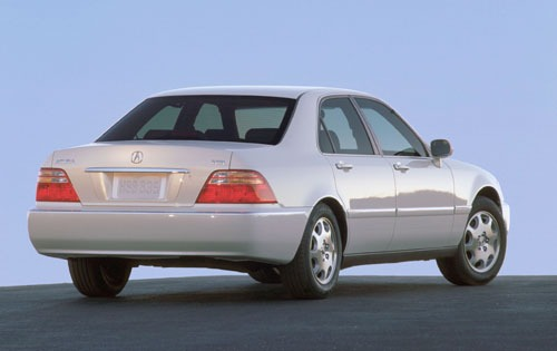 2000 Acura RL-Series 4 Dr exterior #3