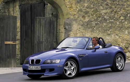 2002 BMW M Roadster Wheel exterior #2