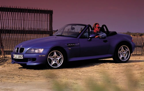 2002 BMW M Roadster Wheel exterior #4