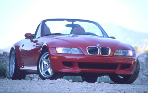 2002 BMW M Roadster Wheel exterior #10