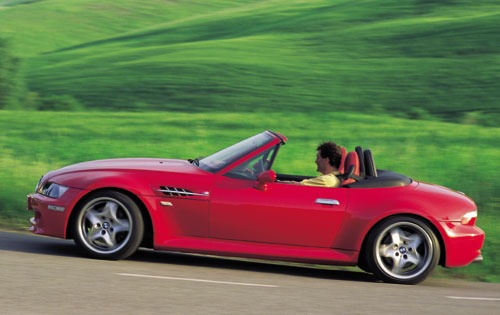 2002 BMW M Roadster Wheel exterior #12