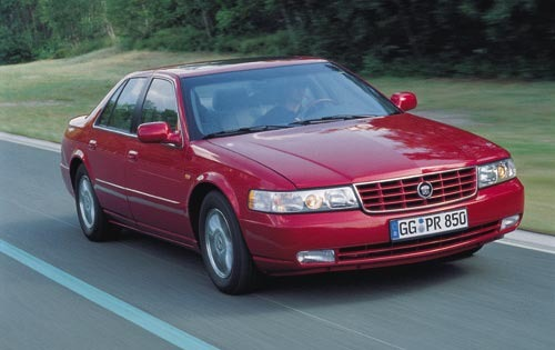 2000 cadillac seville image 1. Cars Review. Best American Auto & Cars Review