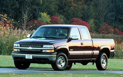2001 chevrolet silverado 2500 image 2. Black Bedroom Furniture Sets. Home Design Ideas