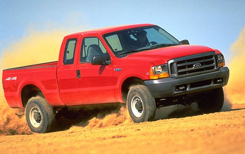 2000 Ford F-250 2 Dr XL S exterior #2