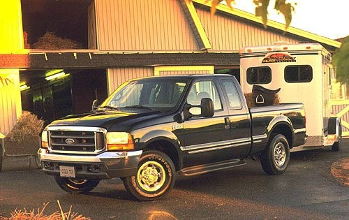 2000 Ford F-250 2 Dr XL S exterior #3