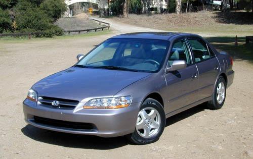 2001 Honda Accord Image 6