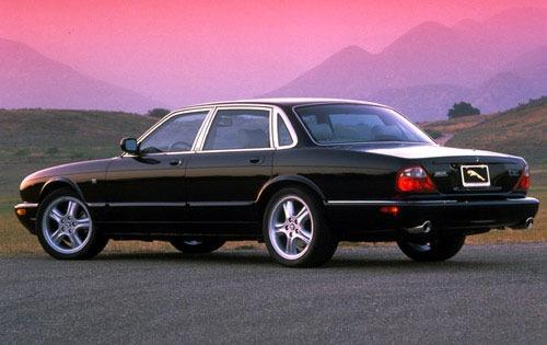2001 Acura Tl 3 2 >> 2000 Jaguar XJ - Partsopen