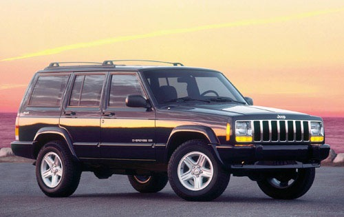 2000 Jeep Cherokee 4 Dr C exterior #1
