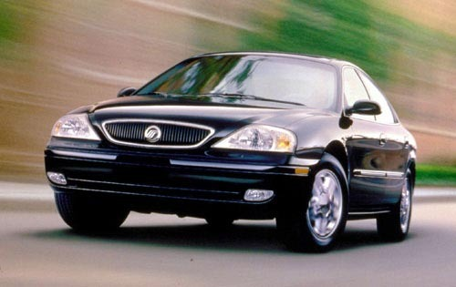 2000 Mercury Sable 4 Dr L exterior #1