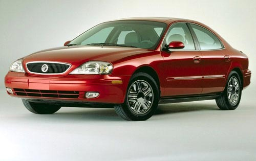 2000 Mercury Sable 4 Dr L exterior #3