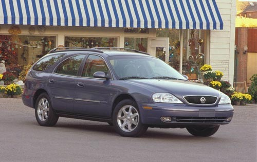2000 Mercury Sable 4 Dr L exterior #4