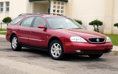 2000 Mercury Sable 4 Dr L exterior #2