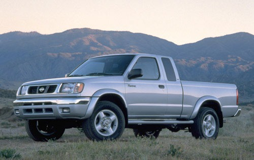 2000 Nissan Frontier 4 Dr exterior #1