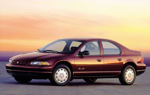 2000 Plymouth Breeze 4 Dr exterior #2