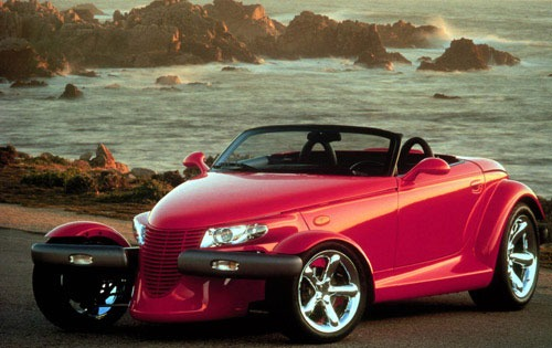 2000 Plymouth Prowler 2dr exterior #4