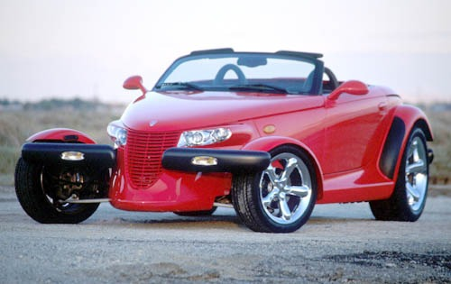 2000 Plymouth Prowler 2dr exterior #5