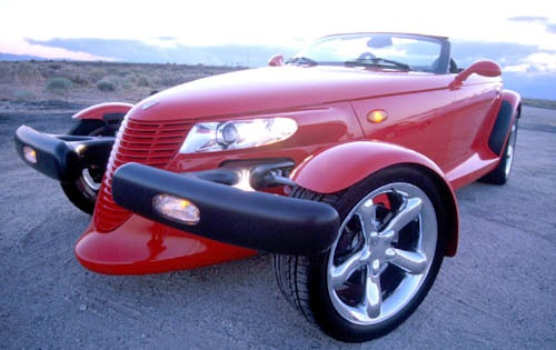 2000 Plymouth Prowler 2dr exterior #2